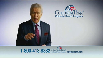 Colonial Penn TV Spot, 'Spare Change' Featuring Alex Trebek - Thumbnail 7