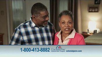Colonial Penn TV Spot, 'Spare Change' Featuring Alex Trebek