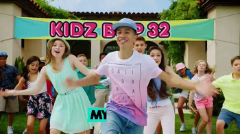 Kidz Bop 32 TV Spot, 'Pool Party' - Thumbnail 1