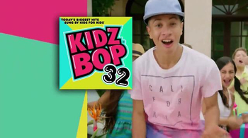 Kidz Bop 32 TV Spot, 'Pool Party'