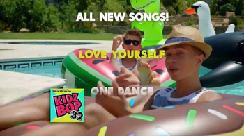 Kidz Bop 32 TV Spot, 'Pool Party' - Thumbnail 8
