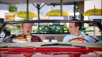 Sonic Drive-In $5 SONIC Boom Box TV Spot, 'Lincoln' - Thumbnail 3