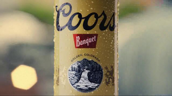 Coors Banquet TV Spot, 'How It's Done: Golden' - Thumbnail 1