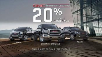 GMC Independence Day Sales Event TV Spot, 'Precision' - 96 commercial airings