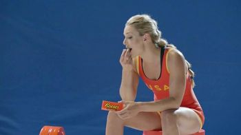Reese's TV Spot, 'Olympic Games' Featuring Lindsey Vonn