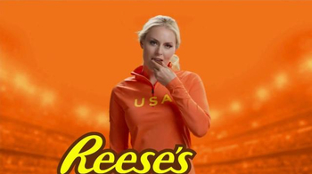 Reese's TV Spot, 'Olympic Games' Featuring Lindsey Vonn - Thumbnail 9