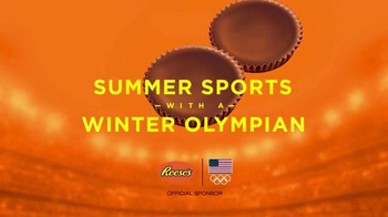 Reese's TV Spot, 'Olympic Games' Featuring Lindsey Vonn - Thumbnail 2