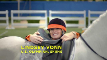Reese's TV Spot, 'Olympic Games' Featuring Lindsey Vonn - Thumbnail 4