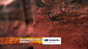 National Park Service TV Spot, 'Rock the Park: Pipestone National Monument'