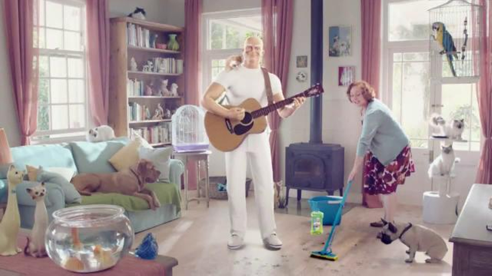 Mr Clean Tv Commercial Jingle Ispot Tv