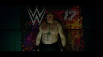 WWE 2K17 TV Spot, 'Welcome to Suplex City' Featuring Brock Lesnar - Thumbnail 7
