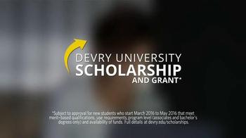 DeVry University Scholarship and Grant TV Spot, 'In Your Corner' - Thumbnail 6