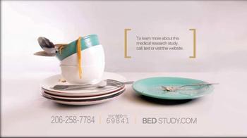 B.E.D. Study TV Spot, 'Binge Eating Episodes' - Thumbnail 4