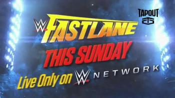 WWE Network TV Spot, '2016 Fastlane' - Thumbnail 10