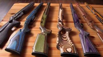 Boyds Hardwood Gunstock TV Spot, 'Coolest Gun in Camp'