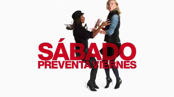 Macy's La Venta de un Día TV Spot, 'Compra ahorrando' [Spanish] - Thumbnail 2