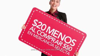 Macy's La Venta de un Día TV Spot, 'Compra ahorrando' [Spanish] - Thumbnail 4