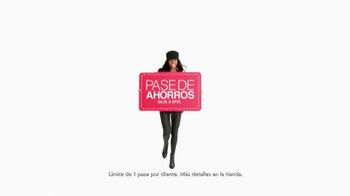 Macy's La Venta de un Día TV Spot, 'Compra ahorrando' [Spanish] - Thumbnail 5