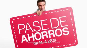 Macy's La Venta de un Día TV Spot, 'Compra ahorrando' [Spanish] - Thumbnail 6