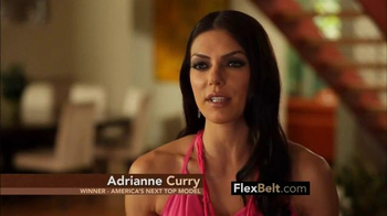 The Flex Belt TV Spot, 'Before and After' Featuring Adrianne Curry