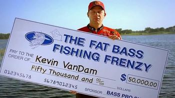 Bass Pro Shops Spring Fishing Classic TV Spot, 'Now What?' Ft. Kevin VanDam - 33 commercial airings
