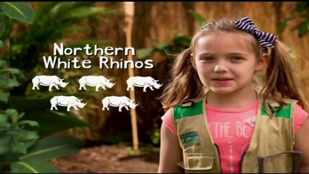 San Diego Zoo Global Wildlife Conservancy TV Commercial, 'Northern White Rhinos'