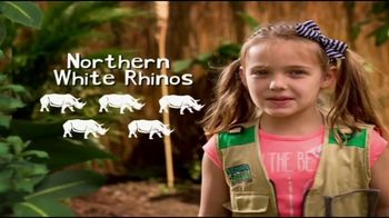 San Diego Zoo Global Wildlife Conservancy TV Spot, 'Northern White Rhinos'