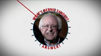 Future45 TV Spot, 'Sanders Answer' - Thumbnail 2