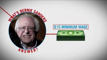 Future45 TV Spot, 'Sanders Answer' - Thumbnail 3