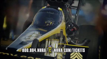 NHRA TV Spot, 'CARQUEST Auto Parts Nationals & Amalie Gatornationals' - Thumbnail 1