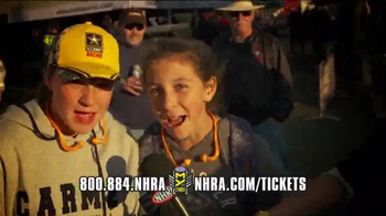 NHRA TV Spot, 'CARQUEST Auto Parts Nationals & Amalie Gatornationals' - Thumbnail 2