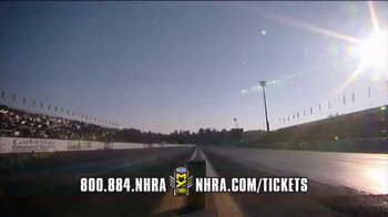 NHRA TV Spot, 'CARQUEST Auto Parts Nationals & Amalie Gatornationals' - Thumbnail 3