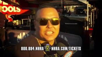 NHRA TV Spot, 'CARQUEST Auto Parts Nationals & Amalie Gatornationals' - Thumbnail 4