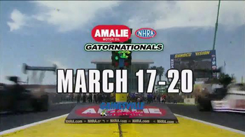 NHRA TV Spot, 'CARQUEST Auto Parts Nationals & Amalie Gatornationals' - Thumbnail 6