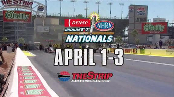 NHRA TV Spot, 'CARQUEST Auto Parts Nationals & Amalie Gatornationals' - Thumbnail 7