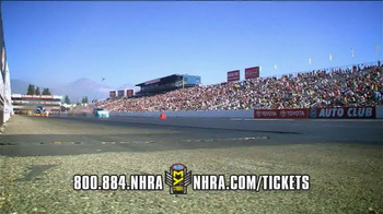 NHRA TV Spot, 'CARQUEST Auto Parts Nationals & Amalie Gatornationals' - Thumbnail 9