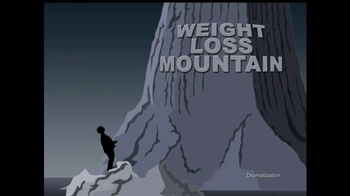 Lipozene TV Spot, 'Weight Loss Mountain' - Thumbnail 1