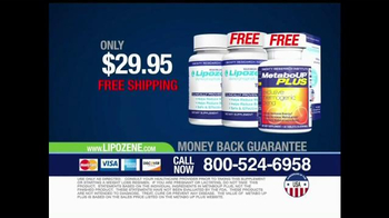 Lipozene TV Spot, 'Weight Loss Mountain' - Thumbnail 10
