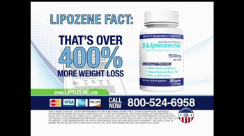 Lipozene TV Spot, 'Weight Loss Mountain' - Thumbnail 4