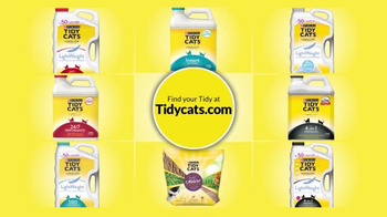 Purina Tidy Cats LightWeight 4-in-1 TV Spot, 'Bubbles' - Thumbnail 9