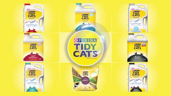 Purina Tidy Cats LightWeight 4-in-1 TV Spot, 'Bubbles' - Thumbnail 8