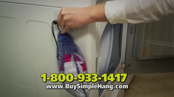 Simple Hang Hooks TV Spot, 'Hang Anything' - Thumbnail 5