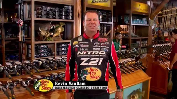 Bass Pro Shops TV Spot, 'Hoodie, Combo Reel and Spring Fishing Classic' - Thumbnail 7