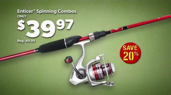 Bass Pro Shops TV Spot, 'Hoodie, Combo Reel and Spring Fishing Classic' - Thumbnail 5