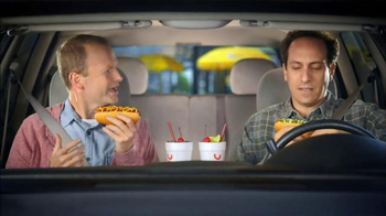 Sonic Drive-In $1 Hot Dogs TV Spot, 'Hot Dog History' - 1768 commercial airings