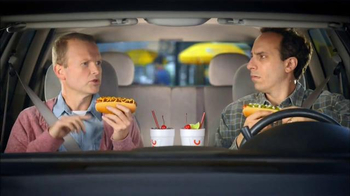 Sonic Drive-In $1 Hot Dogs TV Spot, 'Hot Dog History' - Thumbnail 5
