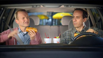 Sonic Drive-In $1 Hot Dogs TV Spot, 'Hot Dog History' - Thumbnail 7