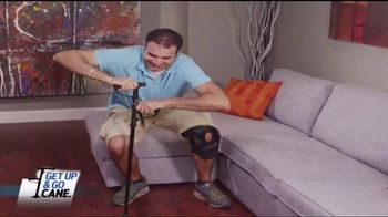 Get Up & Go Cane TV Spot, 'Standing'