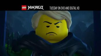 LEGO Ninjago: Masters of Spinjitzu: Season 5 Home Entertainment TV Spot