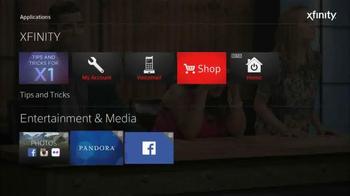 XFINITY X1 Entertainment Operating System TV Spot, 'Pandora App' - Thumbnail 2